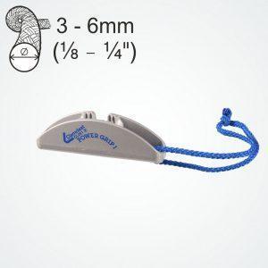 Clamcleat® Power Grip I handvat trekhulp voor lijn 3-6 mm
