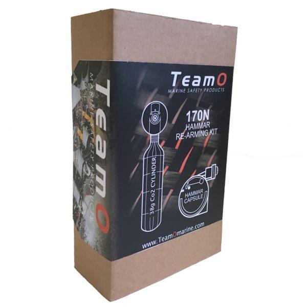 Hammar re-arming kit 170 N van TeamO