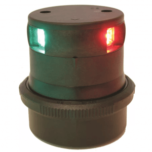 LED driekleurentoplicht AS34 van Aqua Signal
