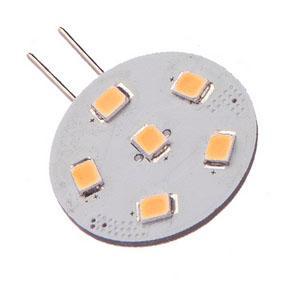 LED-lamp G4 zij-pin ~10 W