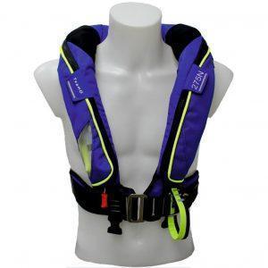 TeamO Reddingvest 275N PS met BackTow® veiligheidsharnas