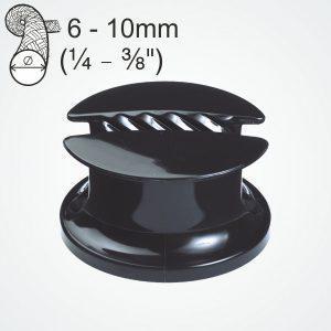 Clamcleat®-bolder Clambollard CL208 voor lijn Ø 6 - 10 mm