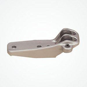 Clamcleat® CL708 montagedeel met 2 schijven en hondsvot