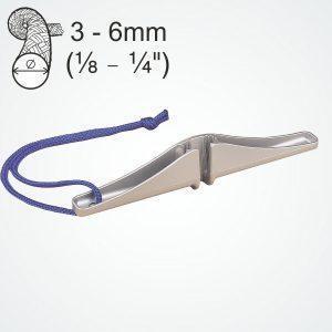 Clamcleat® Power Grip 2 - dubbelhandig aantrekhandvat