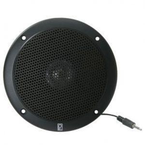 Waterdichte en corrosievrije extra marifoon-luidspreker Poly-Planar MA1000RB
