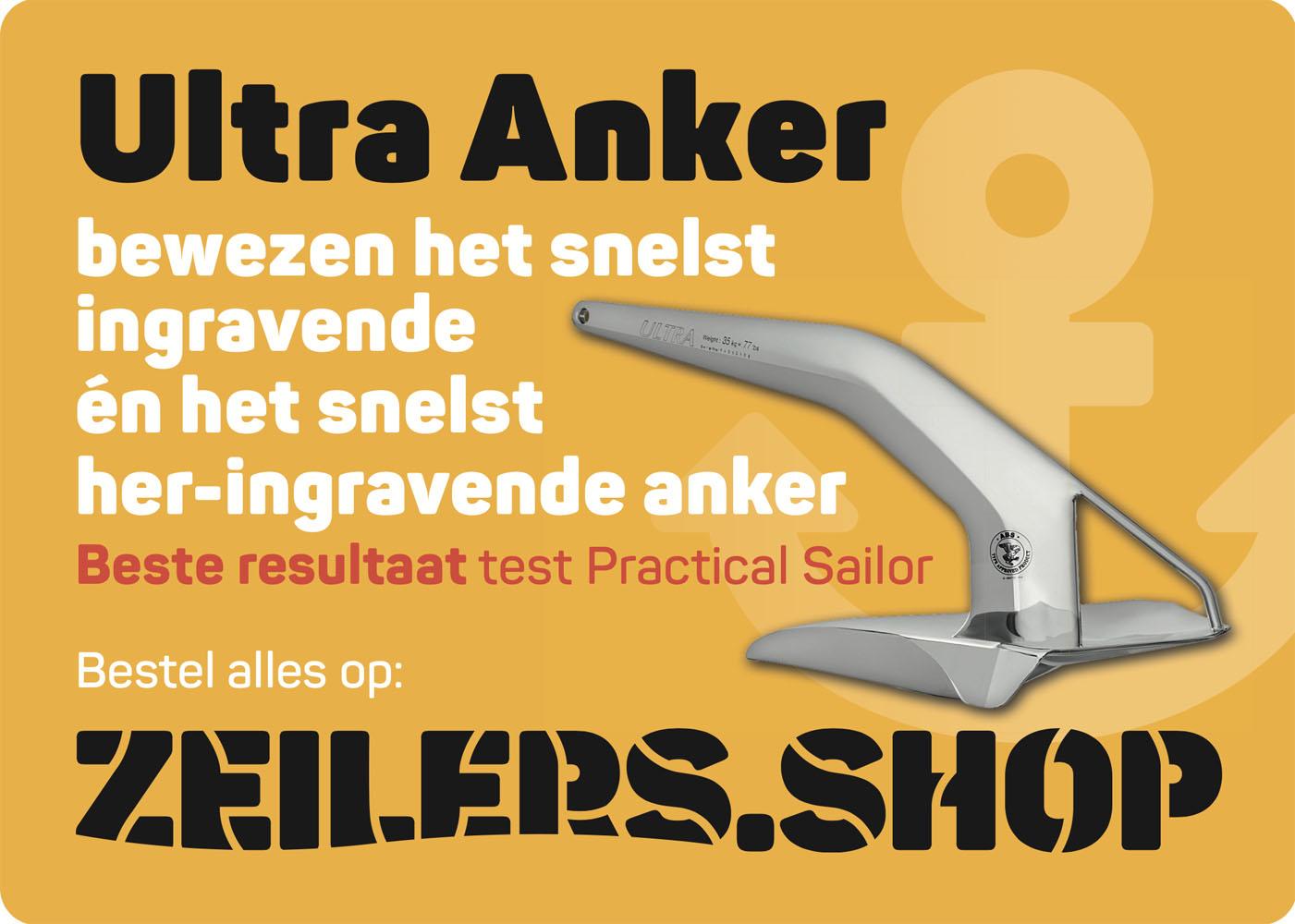 RVS Ultra Anker advertentie Zeilers.Shop